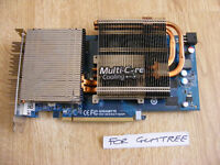 Gigabyte (nVidia) 9600GT 1GB GDDR3 graphics card for sale.
