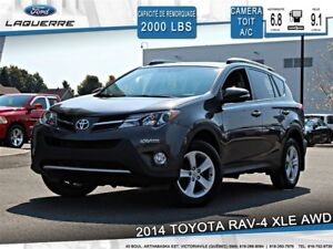 2014 Toyota RAV4 XLE**AWD*TOIT*CAMERA*BLUETOOTH*A/C*