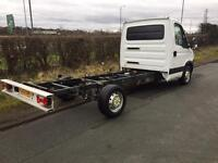 2012 IVECO DAILY 2.3 CHASSIS CAB+TIPPER TRUCK+RECOVERY TRUCK+NO VAT £3495