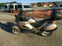 Honda NT650 Deauville 1998 S reg 70k in Good working condition.
