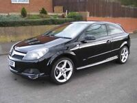 LATE 2009 VAUXHALL ASTRA SRI XP 1.8 PETROL AUTOMATIC ONE OWNER ONLY 67,000 MILES JUST PASSED THE MOT