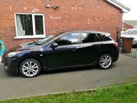 Mazda 3 2.2 diesel sport