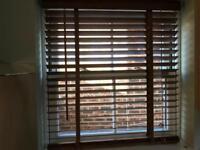 Venetian Blinds - 4 wooden blinds for sale