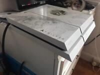 Ps4 white destiny limited edition