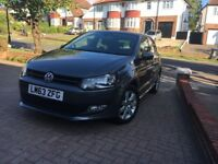 VW Polo 1.4L Grey - CHEAP as QUICK SALE required. Excellent condition. Low Mileage