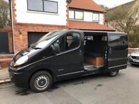 Renault traffic 1.9cc | Campervan Conversion | 2 Berth | Day Van