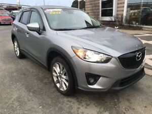 2014 Mazda CX-5 GT/LEATHER/AWD/WINTER WHEELS AND TIRES