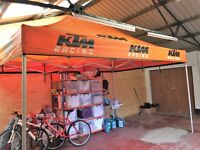 KTM Professional Heavy Duty Expotrade Gazebo 4.50m x 3.00m