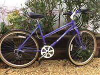 Raleigh calypso girls/ladies bike 18inch frame good condition