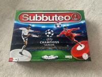 Subbuteo champions league set