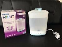 Philips Avent 2in1 steriliser