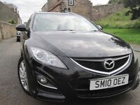 Mazda 6 Estate TS2 (2010) Petrol Automatic 69,700 miles