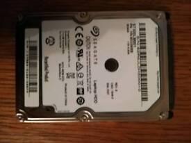 Seagate hard drive 320GB