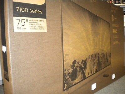 Philips 75PUS7101  - 4K UHD TV 75Zoll NEU & OVP 24 Std. Blitzlieferung