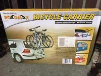 Roadmax bike carrier (BNIB)