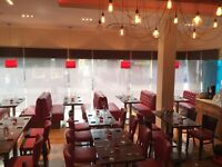 EXPERIENCED WAITER / WAITRESSES / BARISTA and HOSTESS REQUIRED FOR ITALIAN & STEAK RESTAURANTS