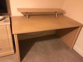 Large office desk for sale