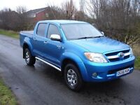 TOYOTA HILUX INVINCIBLE D4D FOR SALE one lady owner from new