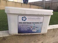 New unused 5kg wet room tanking kit