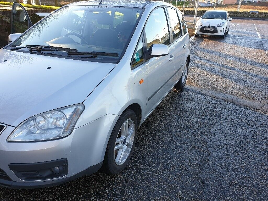 05 Ford Focus C Max 1 6 Petrol Very Clean Inside Out With Long Mot