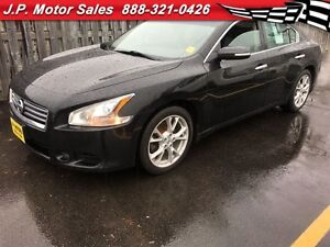 2012 Nissan Maxima 3.5 SV, Automatic, Leather, Sunroof, Back Up