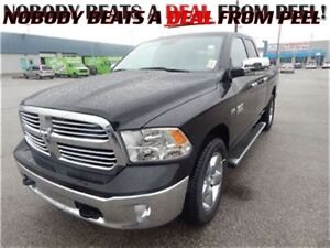 2017 Ram 1500 Brand New Big Horn, Quad Cab Only $32,995