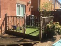 Decking banister