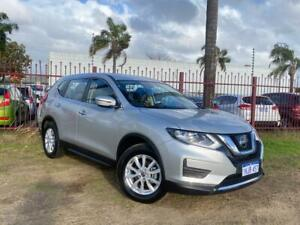 2019 NISSAN X-TRAIL ST (4WD) T32 SERIES 2 4D WAGON 2.5L INLINE 4 CONTINUOUS VARIABLE