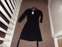 OASIS LADIES WRAP DRESS NEW WITH TAGS