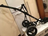 Powerbug Sport Golf Trolley with charger -no battery