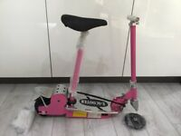 Electric scooter, Pink