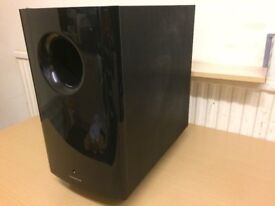 Onkyo SKW-501 Home Cinema Active Subwoofer, Fully Working, Deep Bass Reflex High Quality Sound.