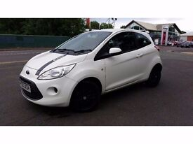 Ford KA 1.2 Edge 3dr (start/stop) **AUX/AIR CONDITIONING**
