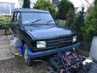 Two Land Rover Discoveries For Sale