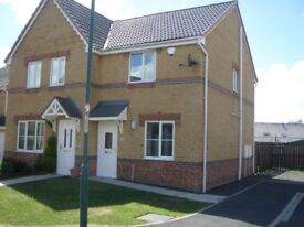 Two bedroom Semi Detached home in Leadgate. Available from 1st April 2018.