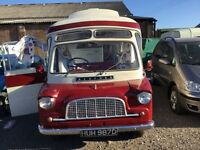 1966 Bedford dormobile camper van in vgcondition very good driver very rare classic camper 4 berth