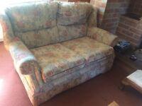 """""""-seated sofa"""