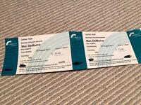 2 x Mac Demarco Standing Tickets. Edinburgh Usher Hall