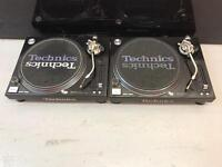 TECHNICS 1210 MK5G PAIR MINT