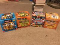 4 brain box games