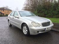 Mercedes-Benz C Class 1.8 C200 Kompressor, SE ,GREAT VALUE , AUTOMATIC 2004