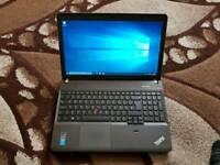 Lenovo Intel core i3 4th gen 4gb ram 500gb hdmi webcam laptop excellent condition