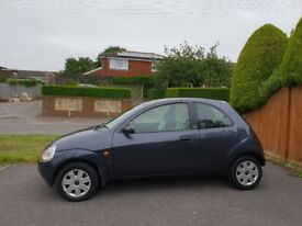 2006-2007 Ford Ka Collection only done 53k