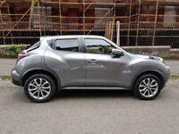 Nissan Juke Teknna 2014 diesel 1.6 ( full options) Sat Nav. Reverse camera...
