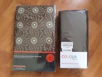 Duvet cover and valance sheet for a double bed - £12.00