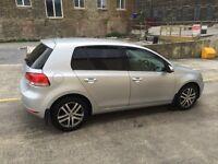 CHEAP 2010 VW GOLF 1.6 TDI SE (£30 YEARLY TAX) £3495