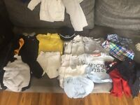 Designer baby boys clothes