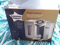 Brand New in Box Tommee Tippee Perfect Prep Machine