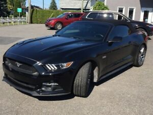2016 Ford Mustang GT CONVERTIBLE PREMI