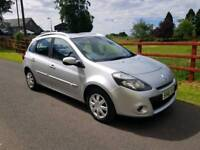 2012 RENAULT CLIO EXPRESSION ESTATE 1.5 DCI *ONLY 55000 MILES*
